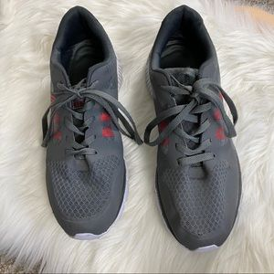 RBX Gray men's running shoes size 12